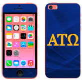 iPhone 5c Skin-ATO Greek Letters