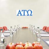 6 in x 1 ft Fan WallSkinz-ATO Greek Letters