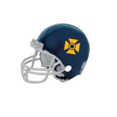 Riddell Replica Navy Mini Helmet-Cross