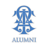 Alumni Decal-ATO Interlocking, 6in W