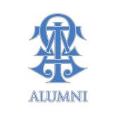 Alumni Decal-ATO Interlocking, 6in W