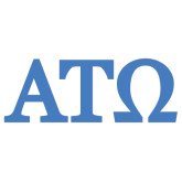 Super Large Decal-ATO Greek Letters, 24in W