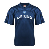 Replica Navy Adult Football Jersey-Generic