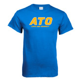 Royal T Shirt-ATO Love and Repect