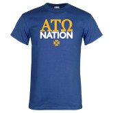 Royal T Shirt-ATO Nation