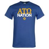 Royal T Shirt-ATO Nation