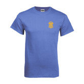 Arctic Blue T Shirt-ATO Interlocking