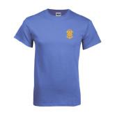 Arctic Blue T Shirt-ATO Interlocking