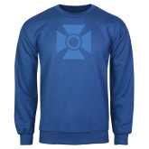 Royal Fleece Crew-Cross