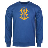Royal Fleece Crew-ATO Interlocking