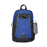 Impulse Royal Backpack-ATO Greek Letters