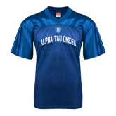 Replica Royal Adult Football Jersey-Generic