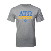 Grey T Shirt-ATO Nation
