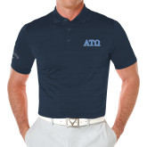 Callaway Opti Vent Navy Polo-ATO 2 Color Greek Letters
