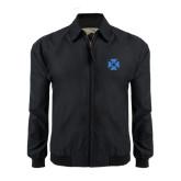 Black Players Jacket-Cross