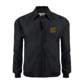 Black Players Jacket-Badge