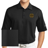 Nike Sphere Dry Black Diamond Polo-Badge