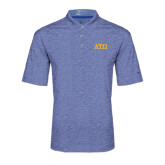Nike Golf Dri Fit Royal Heather Polo-ATO Greek Letters
