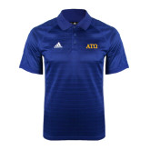 Adidas Climalite Royal Jaquard Select Polo-ATO Greek Letters