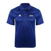 Adidas Climalite Royal Jaquard Select Polo-ATO Greek Letters