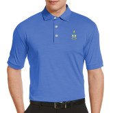 Callaway Tonal Sapphire Polo-Coat of Arms