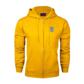 Champion Gold Fleece Full Zip Hood-ATO Interlocking