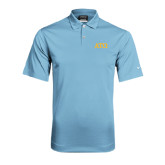 Nike Dri Fit Light Blue Pebble Texture Sport Shirt-ATO Greek Letters