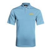 Nike Dri Fit Light Blue Pebble Texture Sport Shirt-ATO Greek Letters