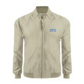 Khaki Players Jacket-ATO Greek Letters