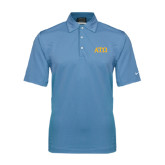 Nike Sphere Dry Light Blue Diamond Polo-ATO Greek Letters