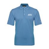 Nike Sphere Dry Light Blue Diamond Polo-ATO Greek Letters
