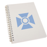 Clear 7 x 10 Spiral Journal Notebook-Cross