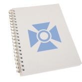 Clear 7 x 10 Spiral Journal Notebook-Cross