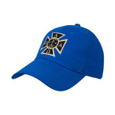 Royal Heavyweight Twill Pro Style Hat-Badge