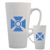 Full Color Latte Mug 17oz-Cross