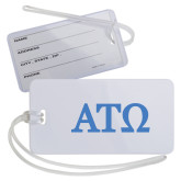 Luggage Tag-ATO Greek Letters