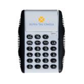 White Flip Cover Calculator-Official Logo