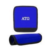 Neoprene Royal Luggage Gripper-ATO Greek Letters