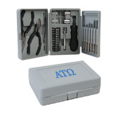 Compact 26 Piece Deluxe Tool Kit-ATO Greek Letters