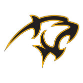 Medium Decal-Panther Head, 8 inches wide