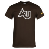 Brown T Shirt-AU