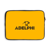 13 inch Neoprene Laptop Sleeve-Adelphi with Panther Head