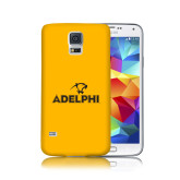 Galaxy S5 Phone Case-Adelphi with Panther Head