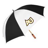 64 Inch Black/White Vented Umbrella-AU