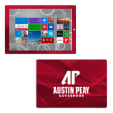 Surface Pro 3 Skin-AP Austin Peay Governors - Official Athletic Logo
