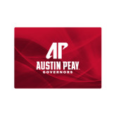 Generic 13 Inch Skin-AP Austin Peay Governors - Official Athletic Logo
