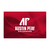 Generic 15 Inch Skin-AP Austin Peay Governors - Official Athletic Logo
