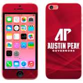 iPhone 5c Skin-AP Austin Peay Governors - Official Athletic Logo