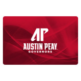 Generic 17 Inch Skin-AP Austin Peay Governors - Official Athletic Logo