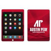 iPad Air 2 Skin-AP Austin Peay Governors - Official Athletic Logo